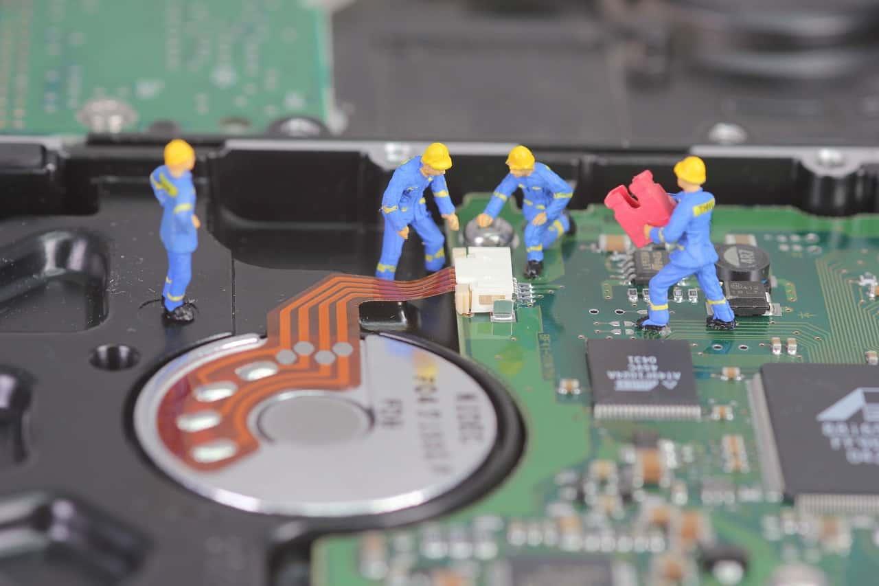 Mantenimiento informático para empresas en Málaga
